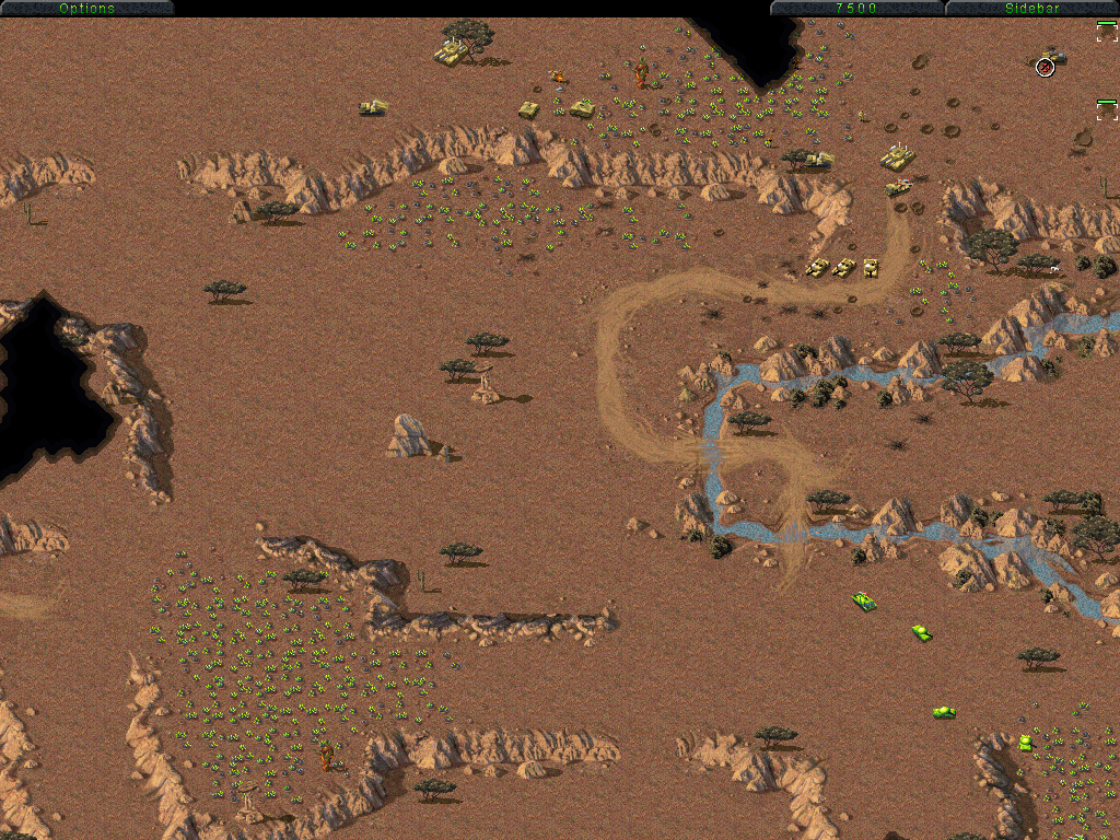 Command & Conquer Gold Project 1 06